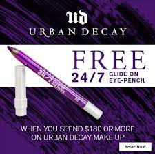 urban decay rewards pers at aelia duty free auckland