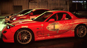 1993 mazda rx7 fast and furious. the fast and furious torettou0027s mazda rx7 need for speed 1993