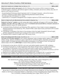 Military Resume Samples Examples Writers Navy Recruiter Logistician