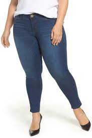 Wit And Wisdom Jeans Size Chart Wit Wisdom Ab Solution Skinny Jeans Plus Size Nordstrom Rack