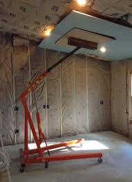drywall lift by motronic homemade