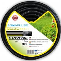 <b>Шланг AQUAPULSE</b> «<b>BLACK CRISTAL</b>» (бухта 50 м, диаметр 3/4 ...