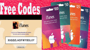 how to get free itunes gift card codes 2018 with 100 working and proof