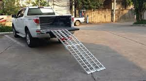 Motorcycle Ramp for pickup-Nationwide delivery D2-Bike | Motorcycles ...