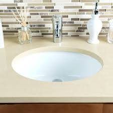 undermount bathroom sink ceramic oval undermount bathroom sink with overflow kohler caxton undermount bathroom sink in