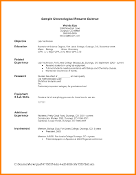 10 Resume For Servers Position Incidental Report