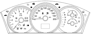 2005 Saturn Vue Dashboard Warning Lights We Have A Saturn 2009 Aura That Gives Three Chimes Whenever