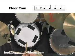 Drum Lesson How To Read Drum Tabs