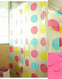 retro shower curtain. Full Size Of Curtain:light Blue Polka Dot Curtains Elegant Beautiful Retro Shower Large Curtain