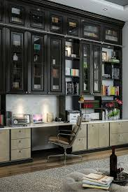 home office wall unit. ELEGANT HOME OFFICE | Awesome Built-in Desk And Wall Unit By Custom Factory For More Inspirational Ideas Take A Look At: Www.bocadolobo.com # Home Office 6
