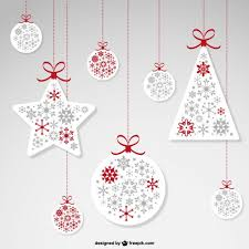 hanging christmas ornaments vector.  Vector Christmas Hanging Ornaments Vector Image Free Download With Hanging Ornaments H