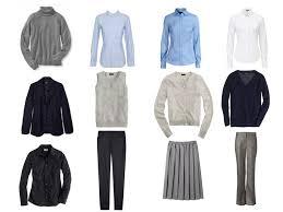 office wardrobe ideas. A Common Office Capsule Wardrobe, With Grey Wardrobe Ideas