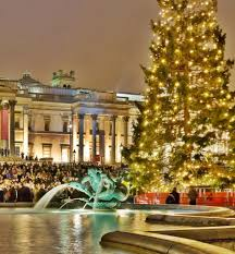 Christmas Tree Lighting & Carols - Who London