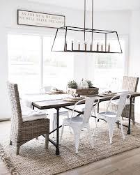 dining room chandelier lighting. Modern Farmhouse Dining Room Chandelier Lighting Lantern Style