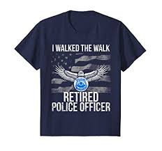 kids retired police officer police retirement gifts police gifts 8 navy