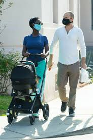 Joshua Jackson & Jodi Turner-Smith have 1st public outing with newborn  daughter