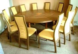 dining room table sets seats 8 round dining room table seats 8 round dining table with