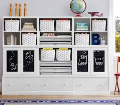 cameron creativity art storage system with drawer bases pottery barn kids