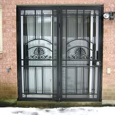 screen door for sliding glass full size of folding security gates patio doors