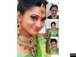 professional hd bridal makeup in chennai artist