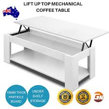 new modern lift top coffee table