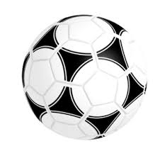 サッカーボール2 無料イラスト素材素材ラボ