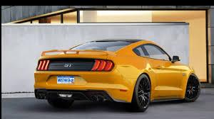2018 Mustang GT Black Vs Orange Fury!!!  YouTube