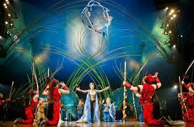 Cirque Du Soleil Redmond Seating Chart Cirque Du Soleil Amaluna Under The White Big Top San
