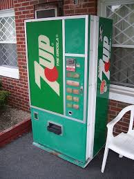 Vintage 7up Vending Machine For Sale Delectable Vintage 48Up Vending Machine Vintage Advertising Pinterest