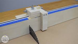 how to make a crosscut sled with flip stop block free plans 38