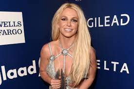 Britney Spears Went Topless on ...