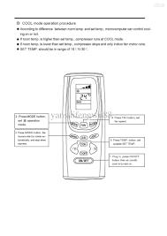 gree air conditioner remote control y512f y512f2