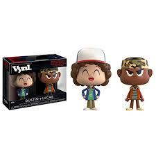 Funko Stranger Things Vynl Dustin Lucas 2 Pack Set | Radar Toys
