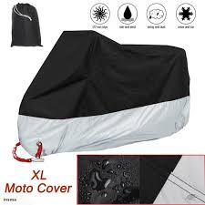 245x105x125cm waterproof outdoor motorcycle motorbike cruiser scooter bike cover trade me