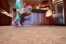 Cork Floor In Kitchen Cork Carpet Plus Flooring Store In Charlottesville Va
