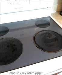 clean glass cooktop with baking soda clean glass stove top with vinegar and baking soda designs