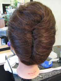 French Twist Hair Style hairstyling linden flower 2991 by stevesalt.us