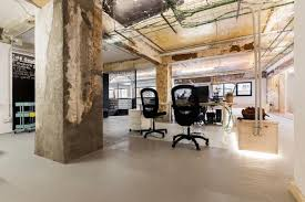 open office concept. Nan-arquitectos-redesign-iconweb-offices-old-billiard-contemporary-. An Open Office Concept A