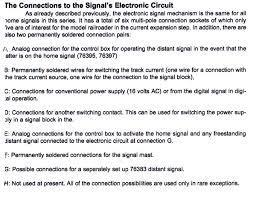 signals html instructions for programming the signals using a märklin 6021 and a märklin keyboard follow