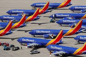 Southwest Airlines To Leave Newark Airport As Toll Of