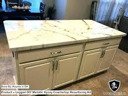 easy countertop resurfacing