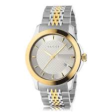 gucci g timeless silver ya126409 the watch gallery