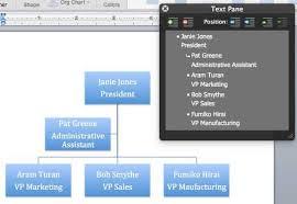 Insert Org Chart In Word Create An Organization Chart In Word Smartsheet