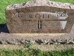 Eugene Wolf, Sr (1862-1939) - Find A Grave Memorial