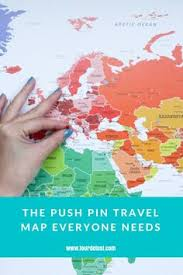 237 Best Our Products Push Pin Travel Maps Images Framed Maps