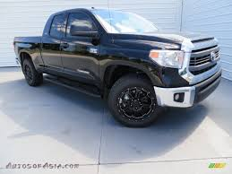 2014 Toyota Tundra TSS Double Cab 4x4 in Black - 331163 | Autos of ...
