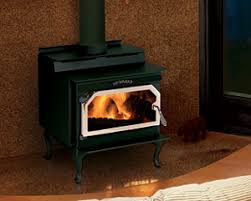 Lennox Country Canyon ST310 Extra Large Freestanding Wood Burning ...