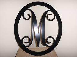 letters for front doorartanzaniacommodernwooden letters for front doo i monogram