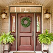 architecture wood front door with sidelights elegant entry regard to 19 from wood front door