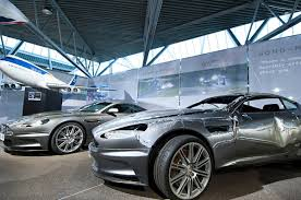 Autos Aus 50 Jahren James Bond Mz De